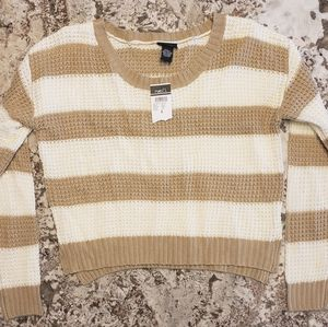 NWT Cropped Sweater from Rue21